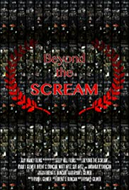 Beyond the Scream Poster