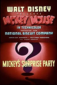 New movie hd mp4 download Mickey's Surprise Party [Avi]