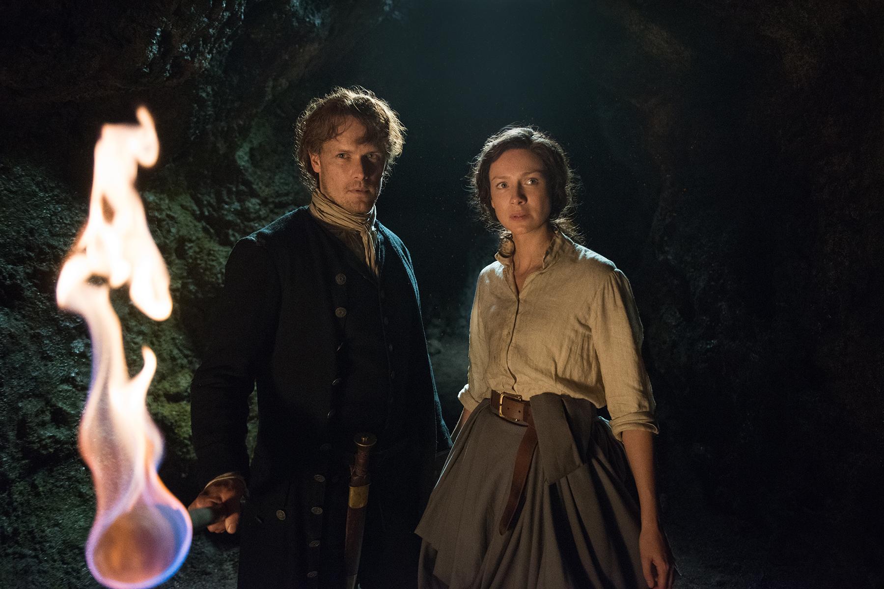Outlander: Eye of the Storm   Season 3   Episode 13