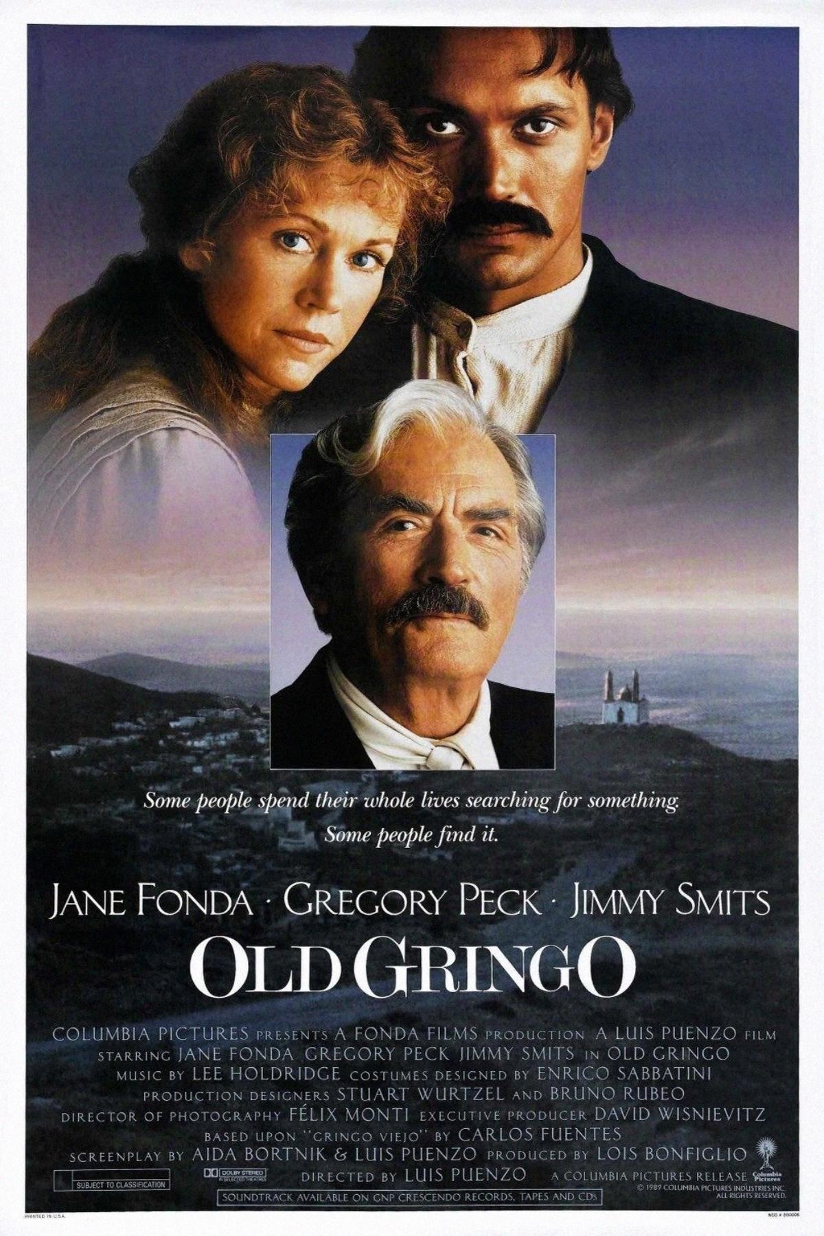 Old Gringo (1989) - IMDb