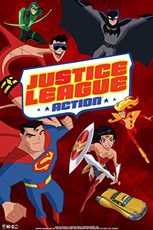 Justice League : Action : Season 1 Complete WEB-DL 720p | GDRive | 1DRive | MEGA | Single Episodes