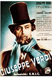 The Life of Giuseppe Verdi Poster