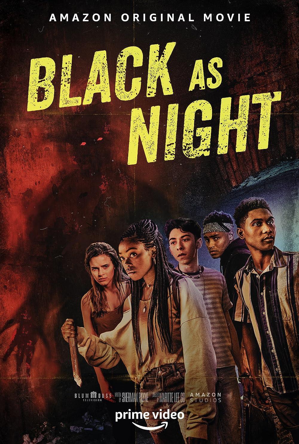 Black as Night (2021) - IMDb
