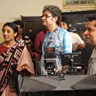 Indranil Mukherjee, Paoli Dam, and Debesh Chatterjee in Natoker Moto: Like a Play (2015)