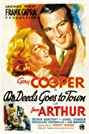 Mr. Deeds Goes to Town (1936) Poster