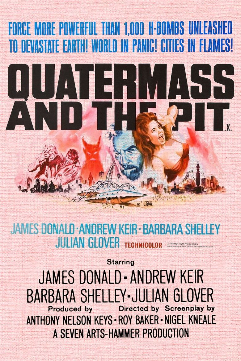 Quatermass and the Pit (1967) - IMDb