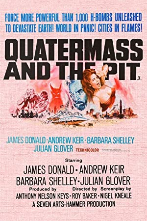 Where to stream Quatermass and the Pit