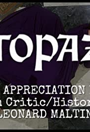 'Topaz': An Appreciation by Film Critic/Historian Leonard Maltin Poster