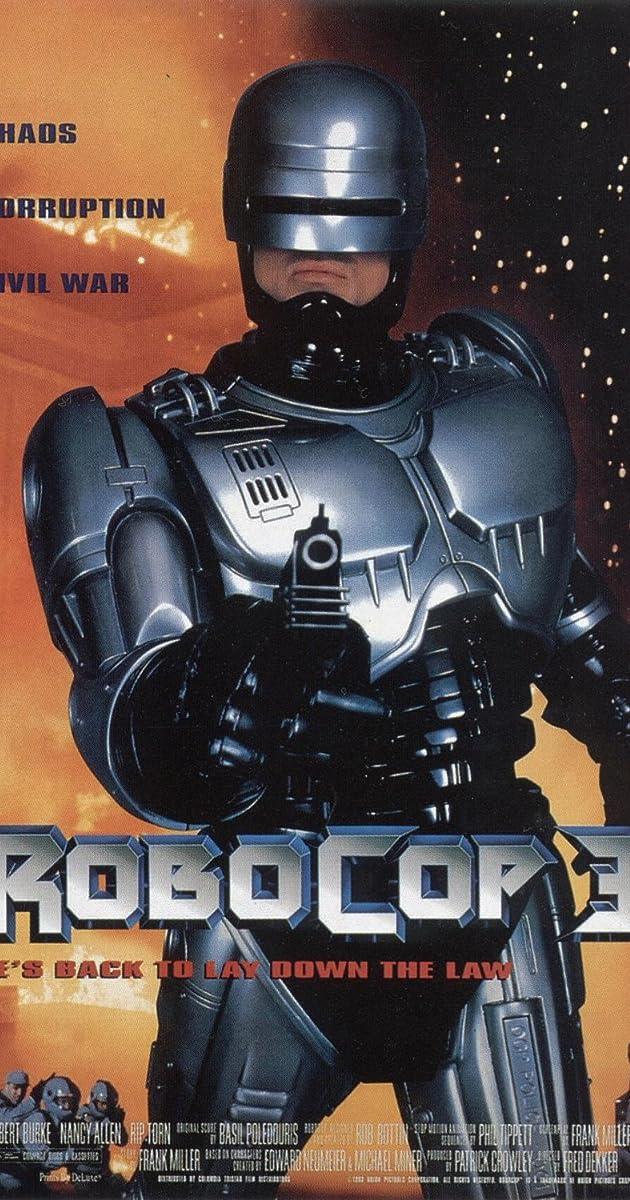 Subtitle of RoboCop 3