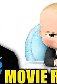 Chris Stuckmann Movie Reviews The Boss Baby Tv Episode