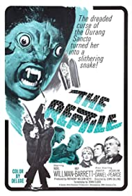 The Reptile (1966) Poster - Movie Forum, Cast, Reviews