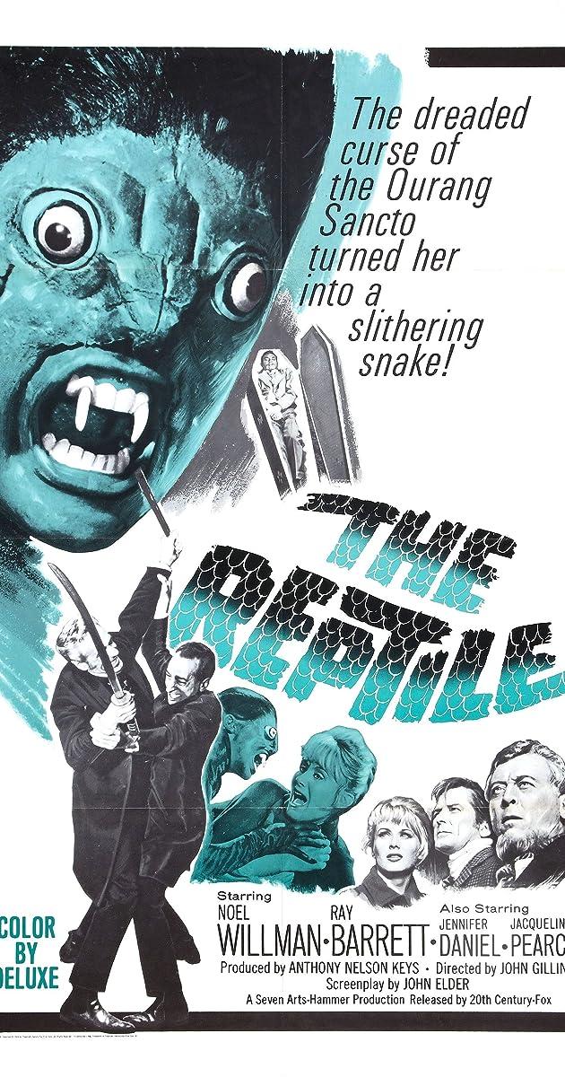 Subtitle of The Reptile