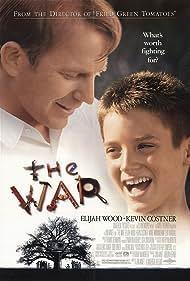 Kevin Costner and Elijah Wood in The War (1994)