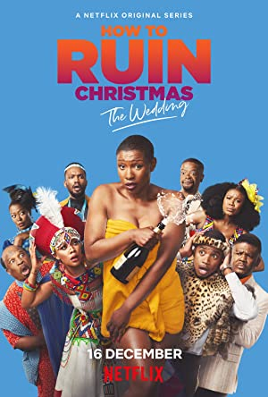 Where to stream How to Ruin Christmas: The Wedding