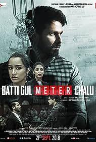 Shahid Kapoor, Ram Charan, Yami Gautam, and Anna Ador in Batti Gul Meter Chalu (2018)