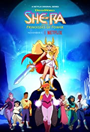 She-Ra and the Princesses of Power Poster