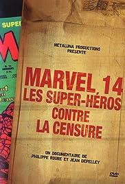 Marvel 14: Les super-héros contre la censure Poster