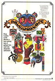 Kaleidoscope (1966) Poster - Movie Forum, Cast, Reviews