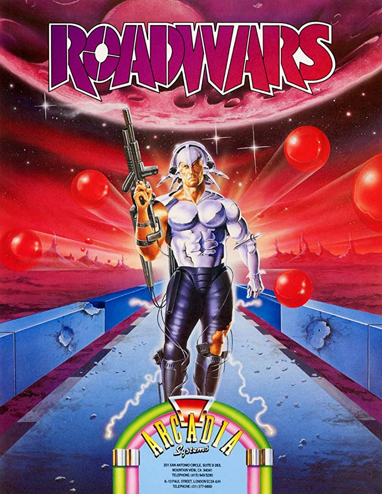 Roadwars 1987