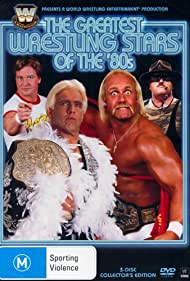 Hulk Hogan, Ric Flair, Roddy Piper, and Robert Remus in WWE Legends: Greatest Wrestling Stars of the '80s (2005)