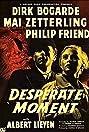 Desperate Moment (1953) Poster