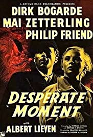 Desperate Moment Poster