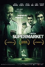 Supermarket Poster
