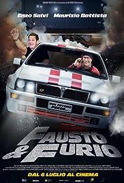 Fausto e Furio Poster