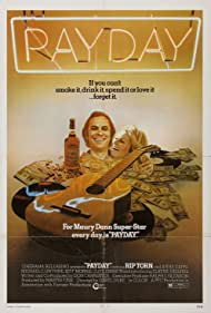 Payday (1975) Poster - Movie Forum, Cast, Reviews