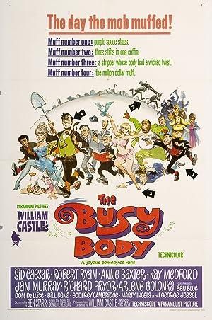 Where to stream The Busy Body
