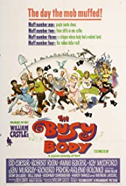 The Busy Body (1967) Poster - Movie Forum, Cast, Reviews