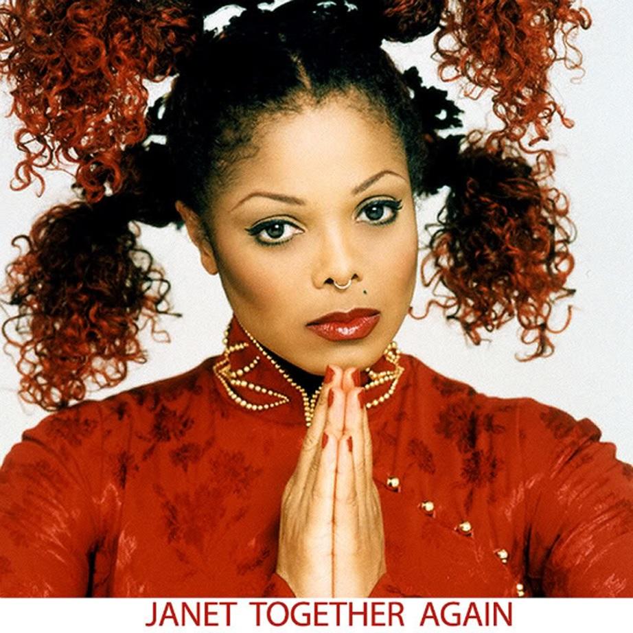 Janet Jackson Together Again 1997