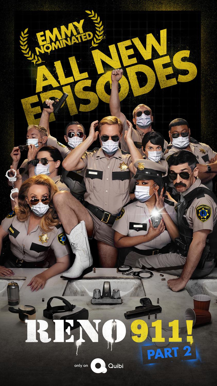 watch serie Reno 911! Season 7 online free