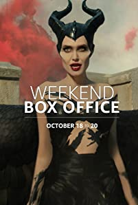 'Maleficent: Mistress of Evil' topped the charts but came in below its predecessor. Here's a rundown of the top performers at the domestic box office for the weekend of October 18 to 20.