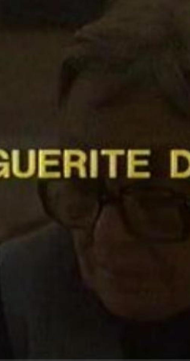 Marguerite Duras Worn Out With Desire To Write Tv Movie 1985 Imdb
