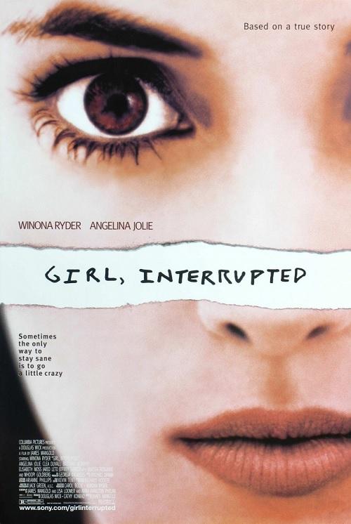 MERGINA SU TRŪKUMAIS (1999) / Girl, Interrupted