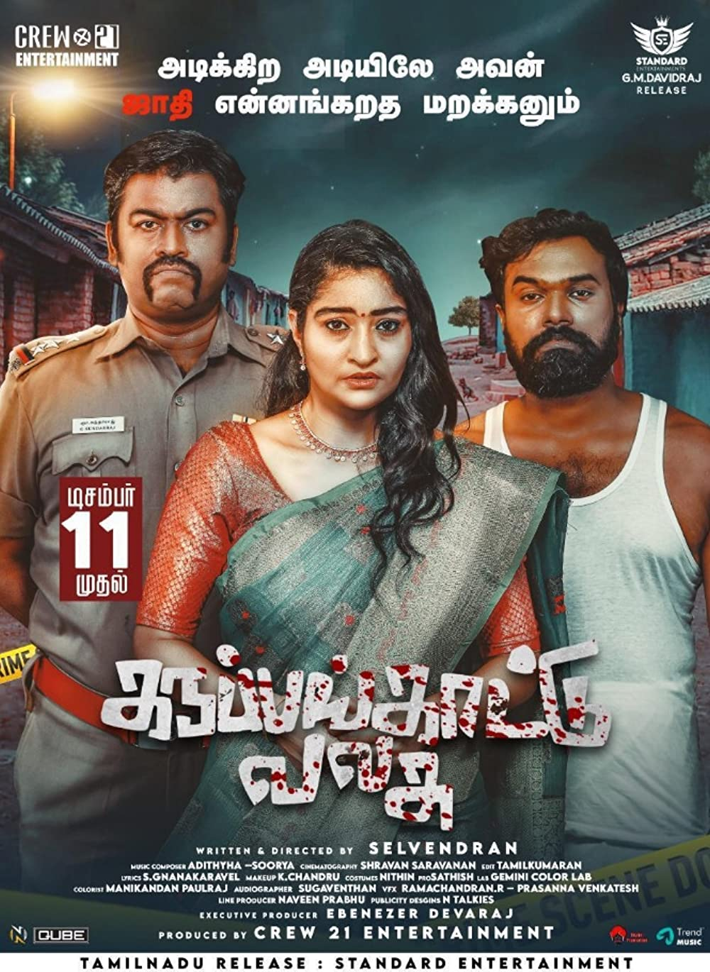 Karuppankaatu Valasu 2020 Tamil 720p HDRip 700MB Download