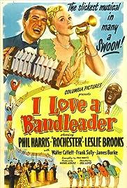 I Love a Bandleader Poster