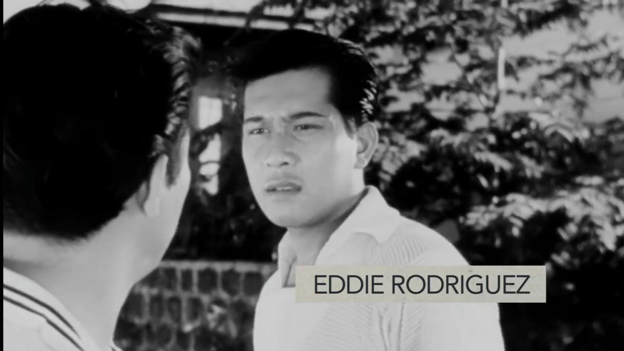 Eddie Rodriguez in Malvarosa (1958)