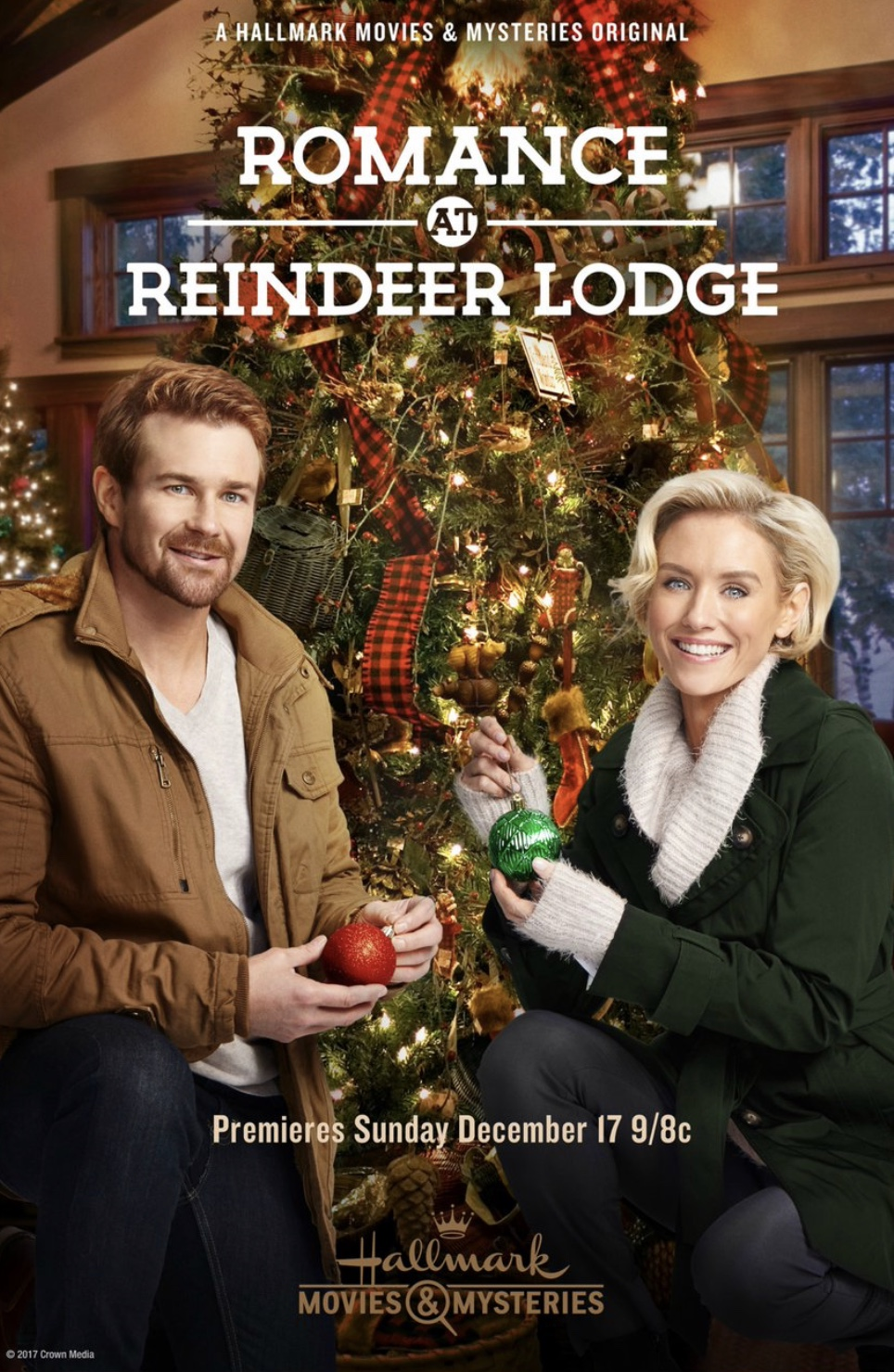 Romance at Reindeer Lodge (TV Movie 2017) - IMDb