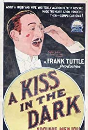 A Kiss in the Dark Poster