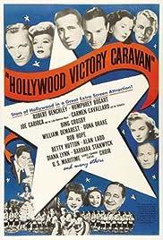 Hollywood Victory Caravan Poster