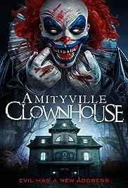Amityville Clownhouse Poster