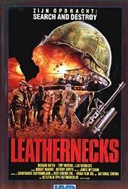 Leathernecks Poster