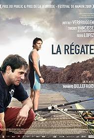Sergi López and Joffrey Verbruggen in La régate (2009)