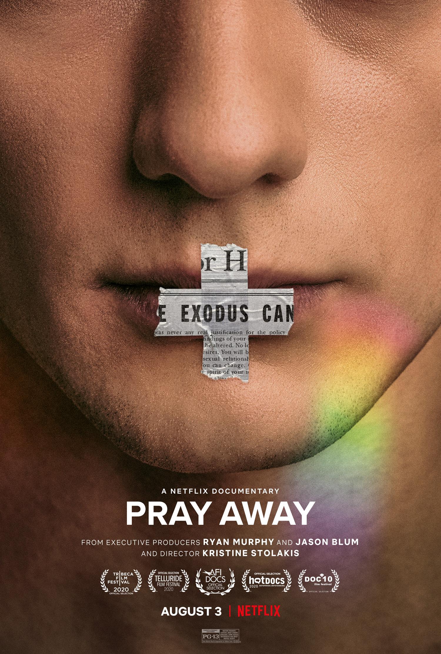 Assistir grátis Pray Away Online sem proteção