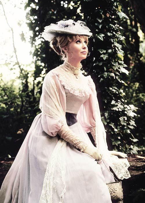 Nyree Dawn Porter in The Forsyte Saga (1967)