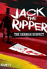 Finding Jack the Ripper Poster