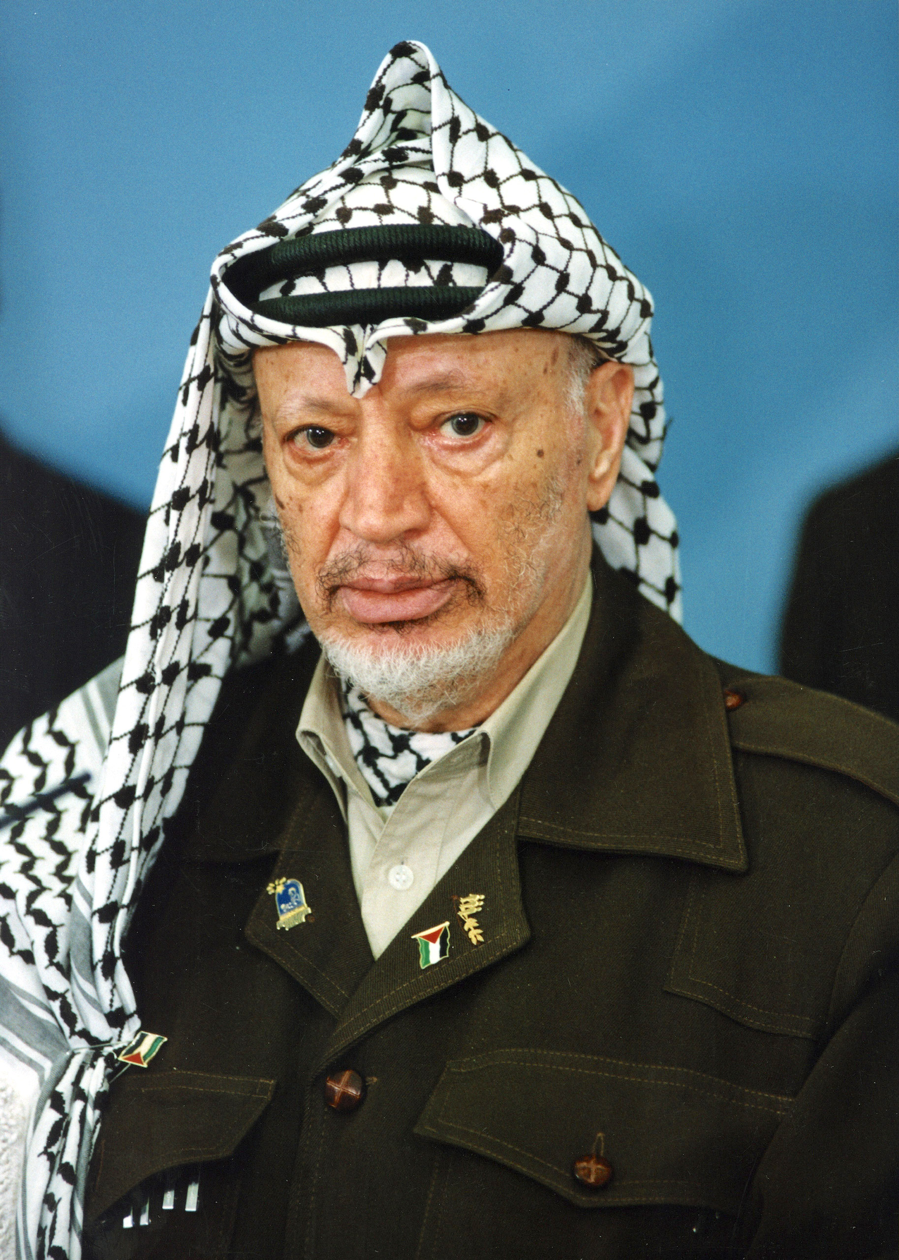 Yasser Arafat - IMDb