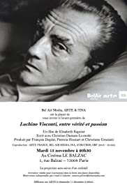 Luchino Visconti: Between Truth and Passion Poster